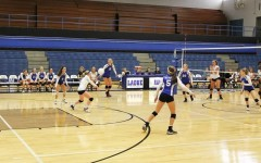 Varsity Volleyball Dominates Troy