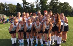 Field Hockey Secures First Win