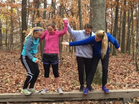Eighth Grade Leadership Team Serves Their Community