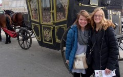 Seniors Take on Russia for Spring Break