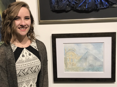 Westminster Students Featured in Art Show