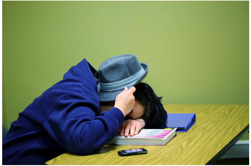Sleep or School?