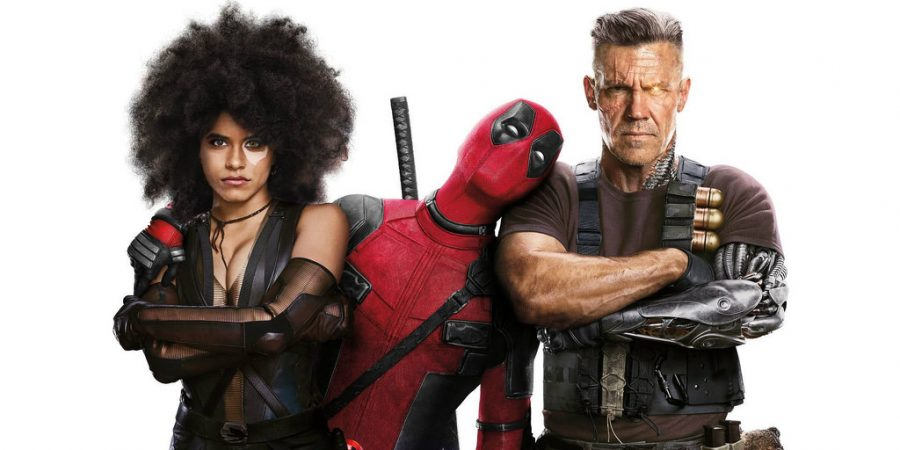 Deadpool+2+was+the+first+movie+of+the+summer+to+come+out+and+it+proved+to+be+a+hit.+