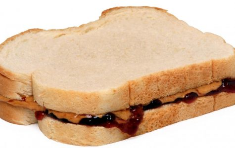 The near extinct Peanut Butter and Jelly Sandwich.