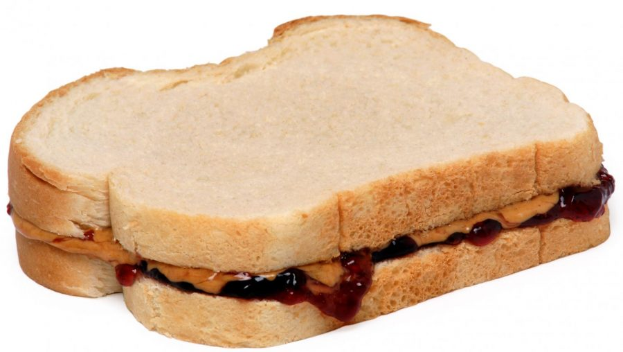 The+near+extinct+Peanut+Butter+and+Jelly+Sandwich.++