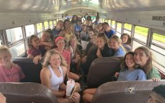 Seniors Travel to High Hill Christian Camp for Senior Retreat