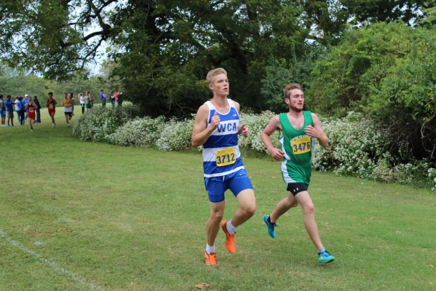 BOYS CROSS COUNTRY SET TO KEEP IMPROVING