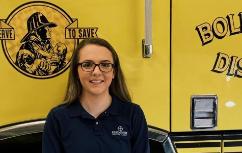 Hannah Carter Makes Strides in Fire Education at Boles Fire Protection District