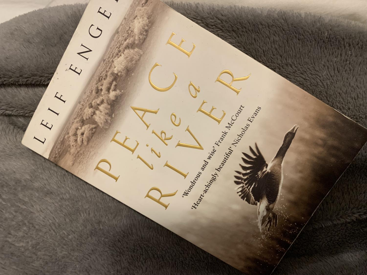 Peace Like a River is one of the most provocative and elegantly written books of all time.