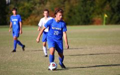Boys Soccer Team Rolling at the Right Time