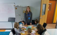 Katherine Bauer Prepares for a Career in Education Through Service at Dayspring School of the Arts