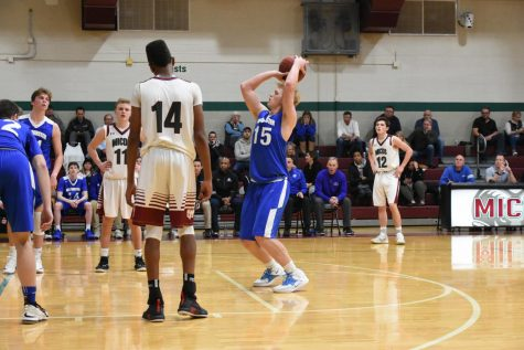 Wildcats Get Overtime Win against St. Dominic