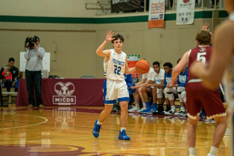 Wildcats Come Up Short Against MICDS in Tip-Off Tournament Championship