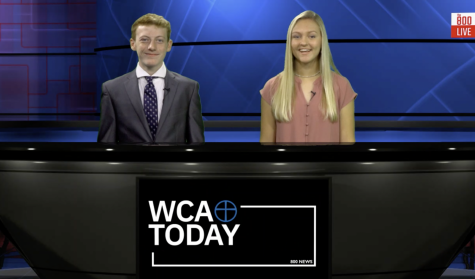 WCA Today: Live Spirit Week Edition-Monday
