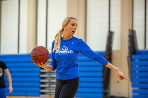 Westminster Welcomes New Varsity Girls Basketball Coach Kat Martin