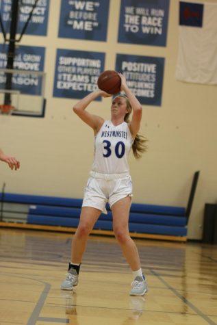Carlie Vick Helps Girls Basketball Defeat Parkway North in Landmark Victory