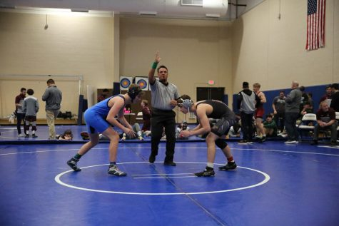 Wrestling Team Surging; Primed for a State Run in Multiple Weight Classes