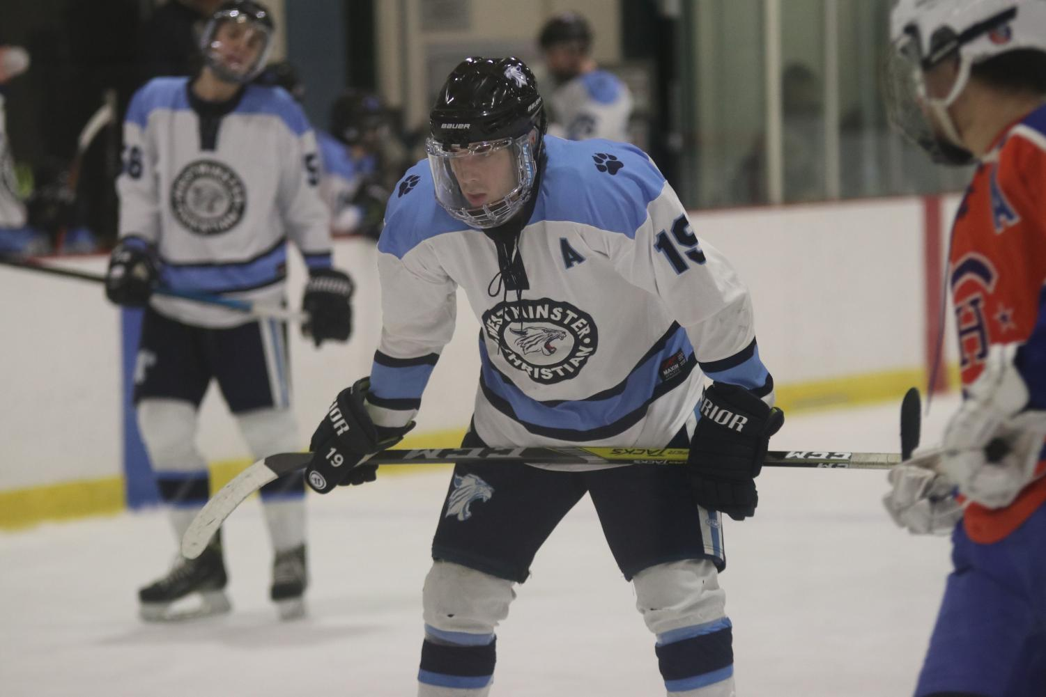 Ben Parres has been a leading scorer for the Wildcats this year.
