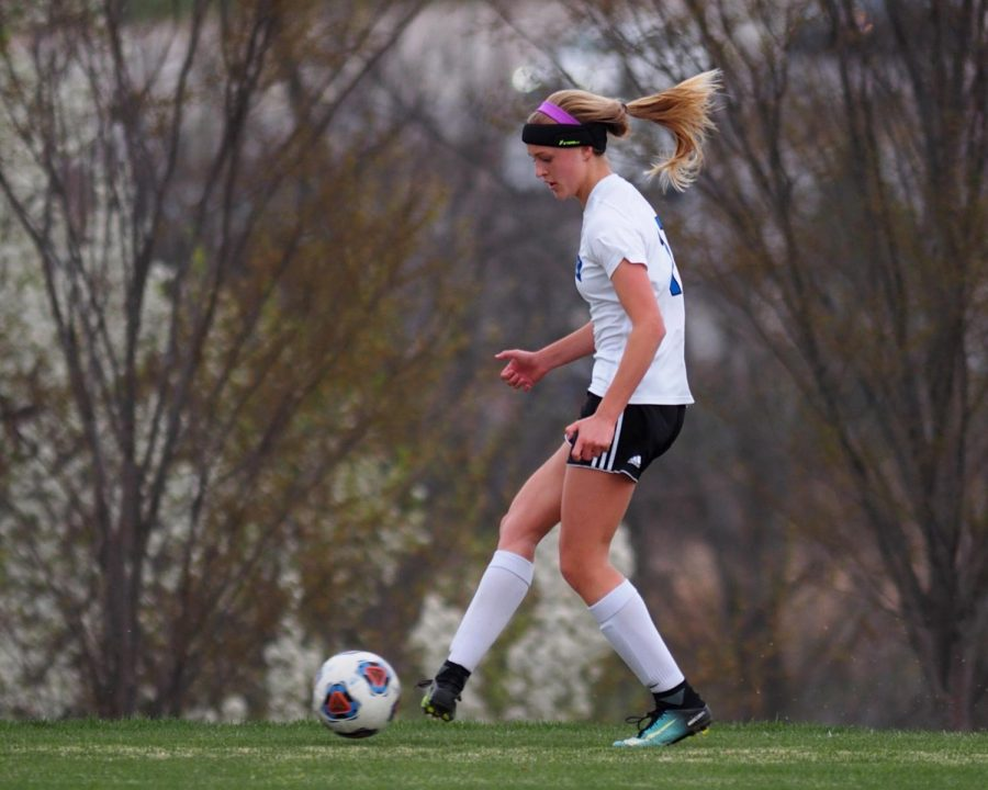 Annessa Shively has verbally committed to play soccer for the University of Arkansas.