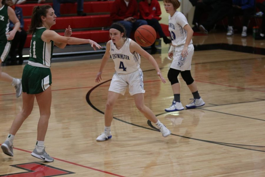 School administrators will allow Girls Basketball to play in next year's Visitation Christmas Tournament.