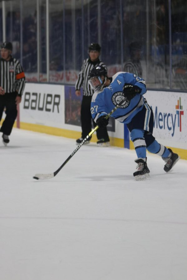 Jack Bystrom scored four goals in two games against Fort Zumwalt East.