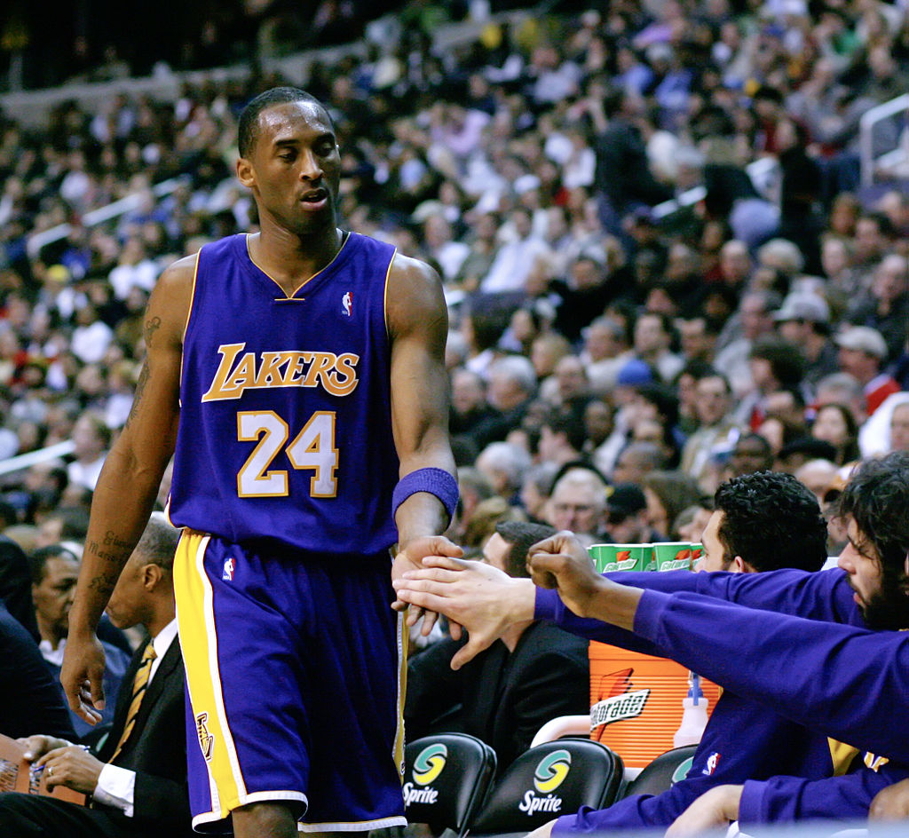 Kobe Bryant passed away last Sunday after a tragic helicopter accident.