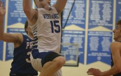 Boys Basketball Captures District Championship with Third Victory of the Year against Priory