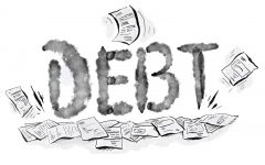 What's the Deal with the Debt at Westminster?