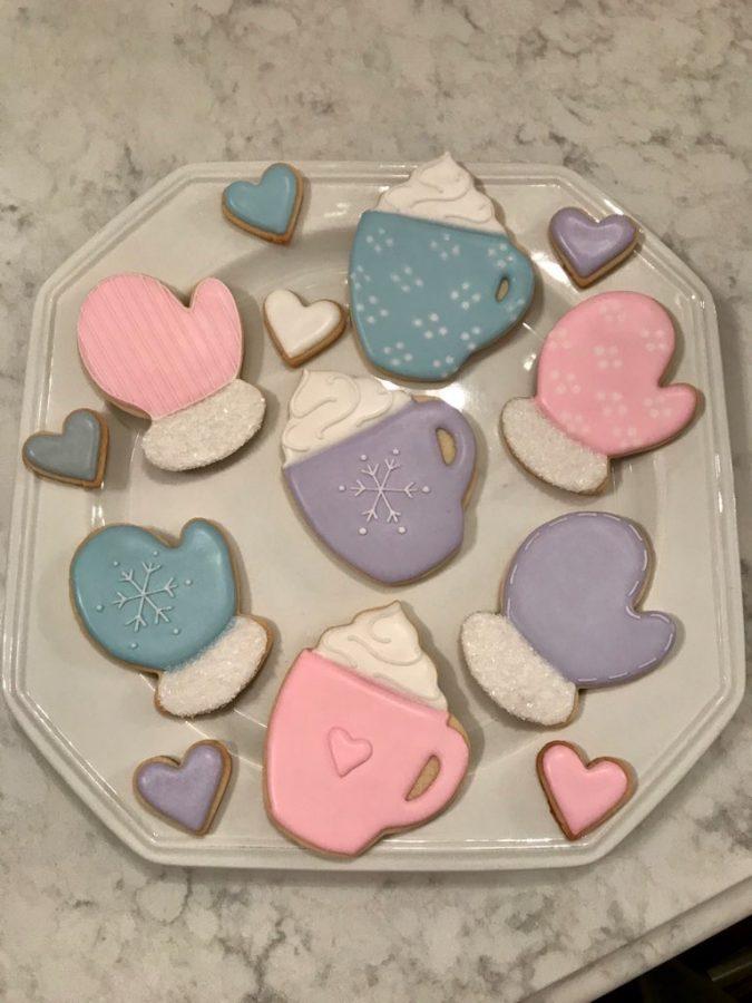 The+beautiful+designs+of+Josie%27s+cookies.