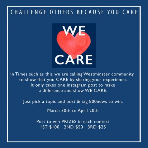We Care Challenge Introduction