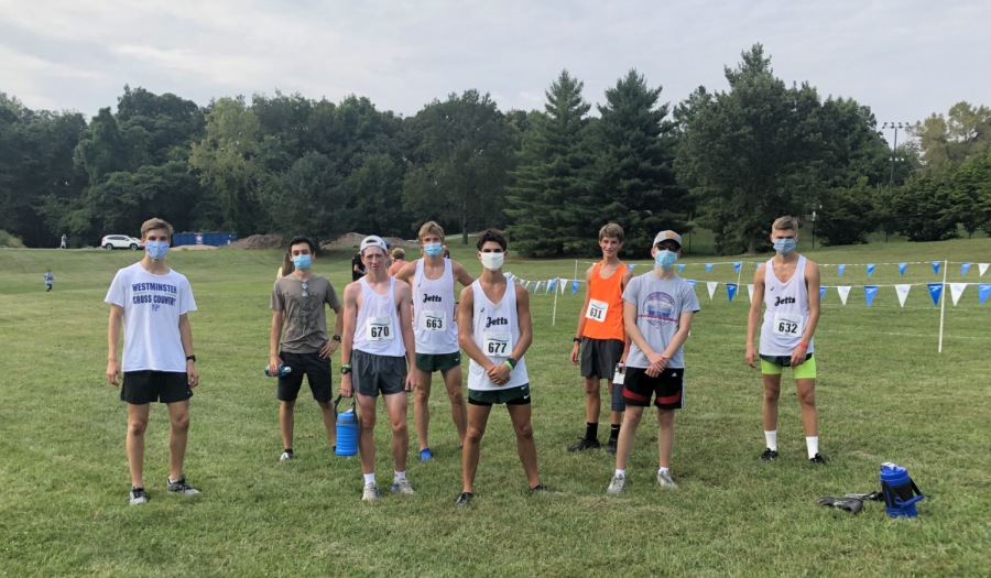 Boys Cross Country Preview 2020