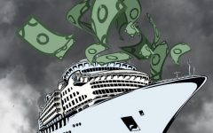 The cruise industry is loosing millions.