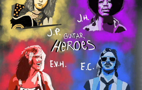 We Need A Hero: The Absence of Guitar Heroes