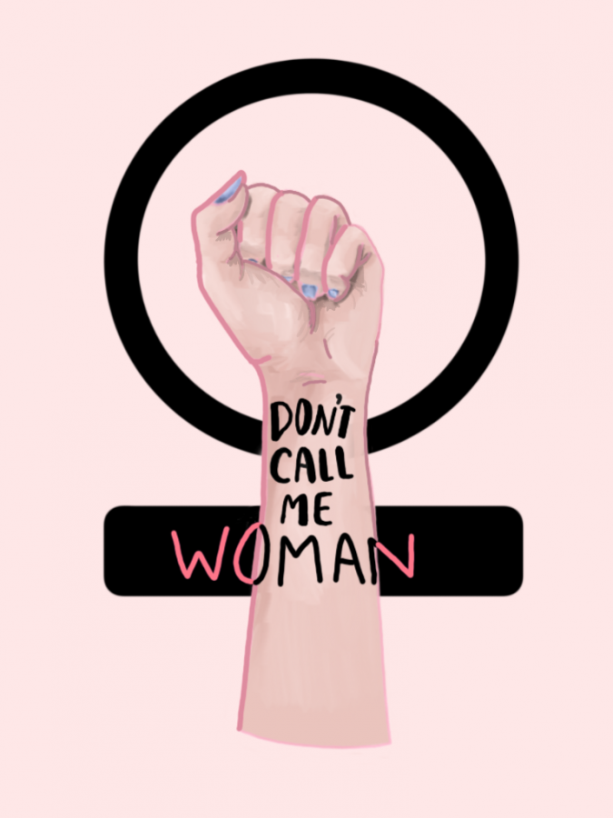 Don't Call Me Woman