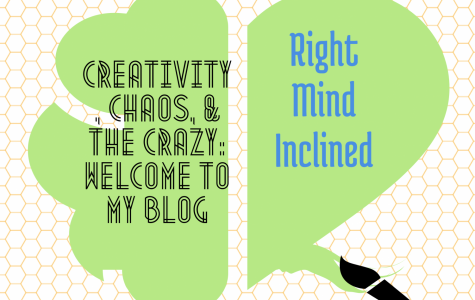 Creativity, Chaos, & The Crazy: Welcome To My Blog