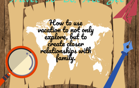 How to use vacation to not only explore, but to create closer relationships with family.