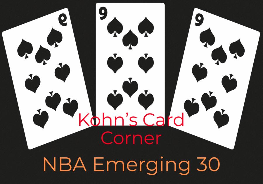 NBA Emerging 30