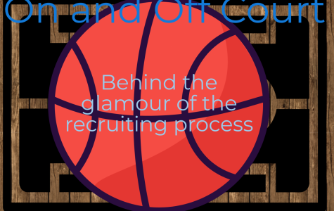 Behind the glamour of the recruiting process