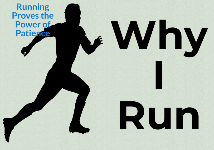 Running Proves the Power of Patience