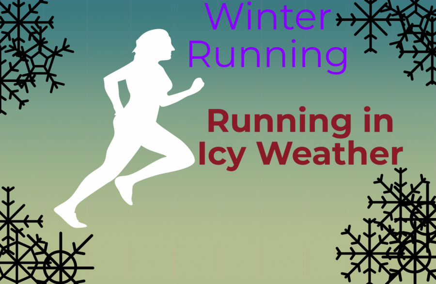Running in Icy Weather