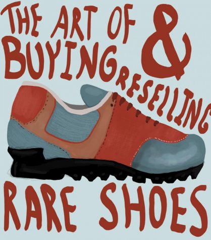 Why are rare shoes rare?