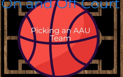 Picking an AAU Team