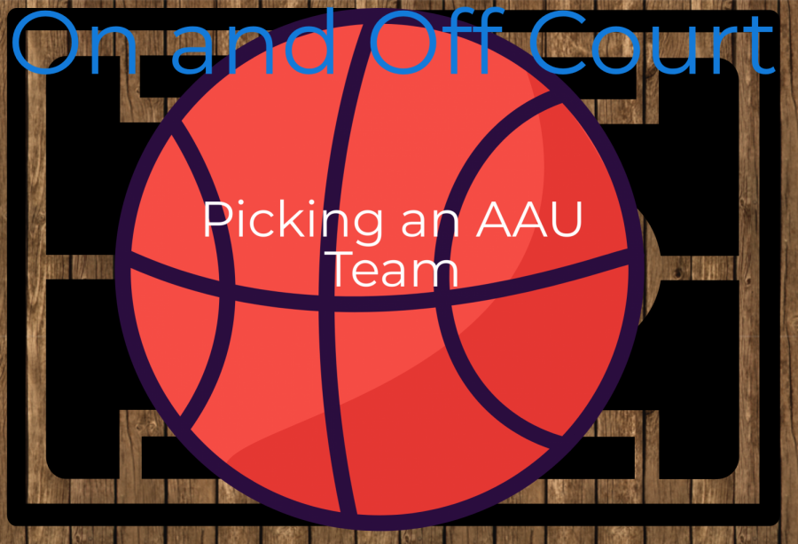 Picking an AAU Team