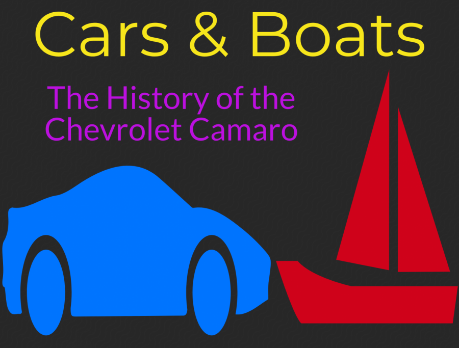 The History of the Chevrolet Camaro