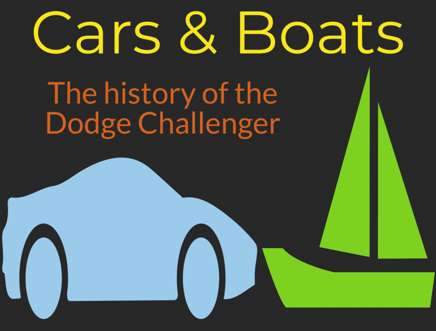 The history of the Dodge Challenger