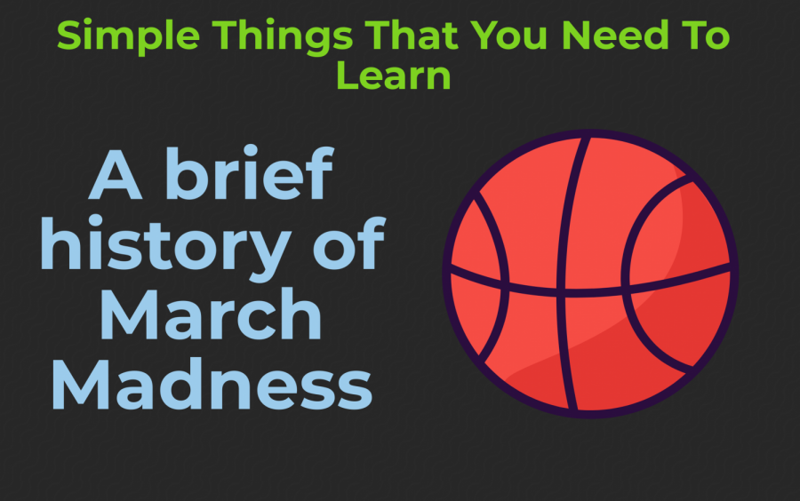 A brief history of March Madness