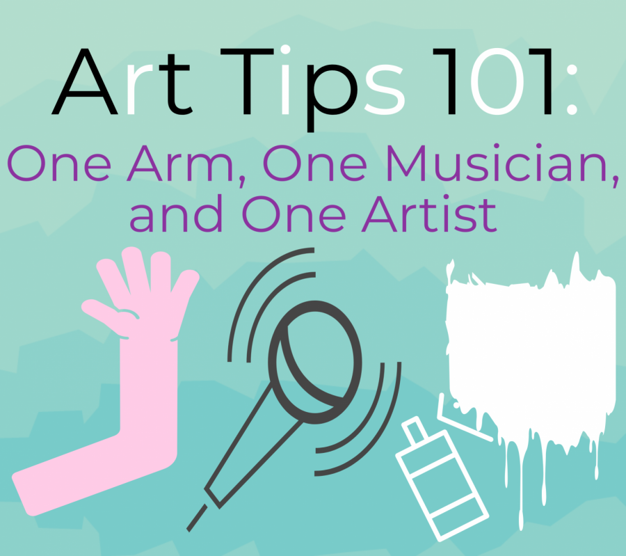 One Arm, One Musician, and One Artist