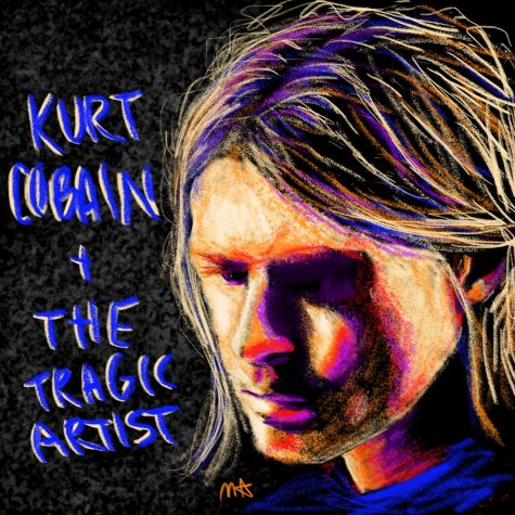 Kurt Cobain is one of the most famous singers of the 90