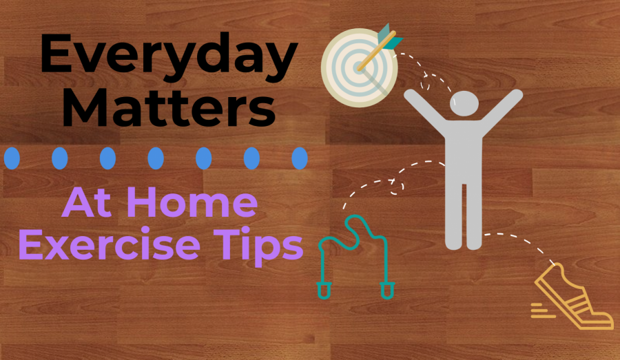 At Home Exercise Tips