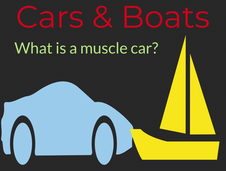 What is a muscle car?